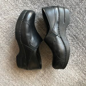 Black Dansko Clog size 40
